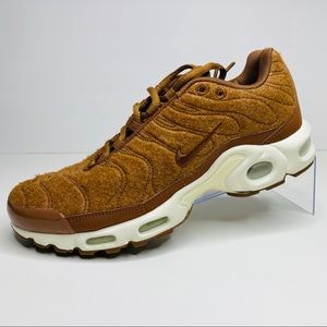 Nike Air Max Plus Quilted Brown Sail 806262-200